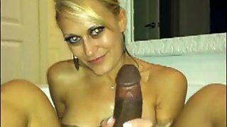 BBC SEXY BLONDE HOTWIFE