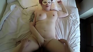 Vacation in Japan! Pawg in a love hotel PART 2