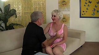 Dalny Marga Is A Hot Horny Grandma Slut