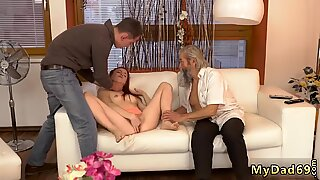 Old sauna and hairy mature masturbation Unexpected experience with an older gentleman