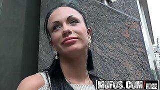 Mofos - Public Pick Ups - Busty Euro Chicks Epic Facial starring Samantha