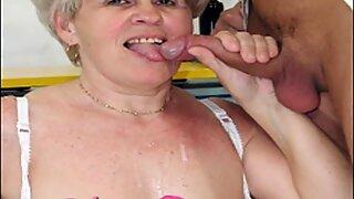Crazy adult ed of grannies by ILoveGranny