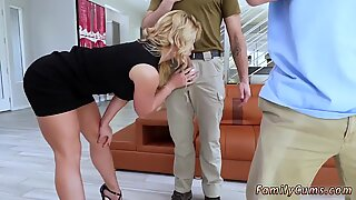 partner s daughter catches mom getting ass fucked Army Boy Meets Busty Stepmom
