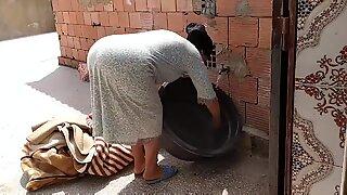 Hijab mom zohra big sowa bitsh