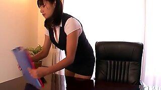 Hottie Hana Haruna is naughty and needs spanked