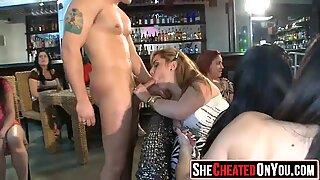 17 Sluts sucking party dick  216