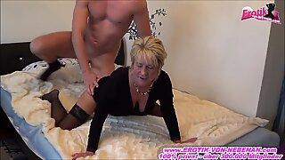German aged mature housewife near grandma make userdate