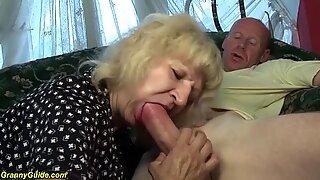 Horny 84 Years Old Mom Big Dick Fucked