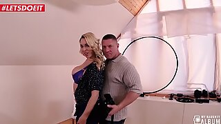 LETSDOEIT - Mommy And StepDaughter Seduce and Fuck Photographer