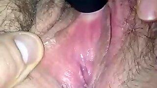 Hairy Pussy orgasm