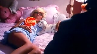 Perfect Vintage Blowjob Blonde Teen Babe