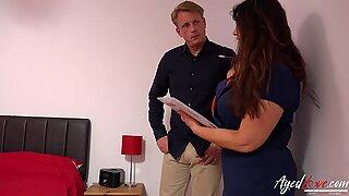 AgedLovE Hardcore Sex is Increasing Earnings