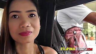 Sweet Asian babe Hazel is a professional cock sucker
