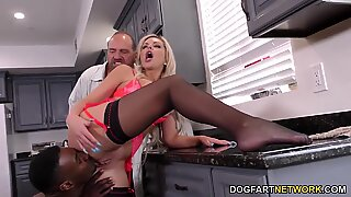 Mom, Put It In My Ass! - Nina Elle & Angel Smalls