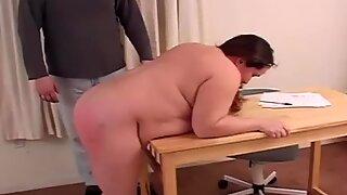 Discipline That BBW Ass