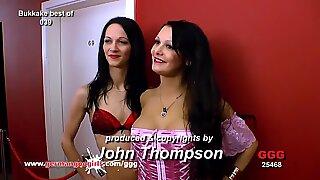 Anna And Aymie seed princesses - German Goo nymphs