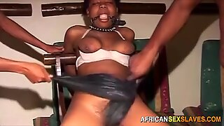 Hairy Ebony Pussy Rough Sex Tape