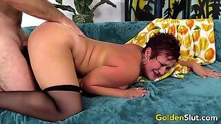 Golden Slut - Hot Mature Babes Fucking Compilation