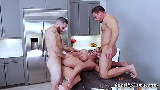 Out of the family anal Army Boy Meets Busty Stepmom