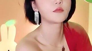 Asian cute mom