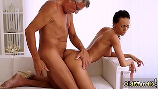 Old hairy and daddy it hurts xxx Finally she s got her boss dick