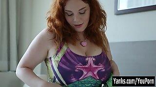 Yanks Avalon Teases and Cums