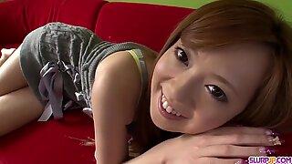 Mami Masaki gives the most passionate  - More at Slurpjp.com