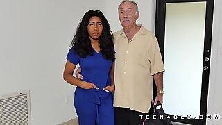 Jenna Foxx bangs old white dude - Tara Fox