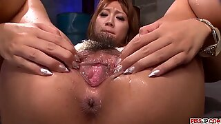 Sexy Asian milf, insane home porn with  - More at Pissjp.com
