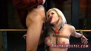 Extreme anal insertions and mature granny bondage first time The Innkeeper Jay flashes