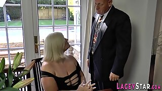 Lacey Starr anally rides