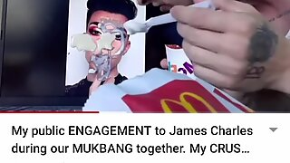 My public ENGAGEMENT. Check out new video!
