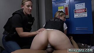 German mature milf young and blonde anal play Purse Snatcher Learns A Lesboss s son
