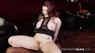 PrivateBlack -Dark Dicked Lucia Love Does ATM After BBC Anal