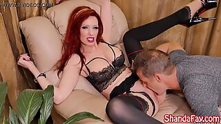 Shanda Fay Has Her Way Makes You Eat Her Pussy &amp_ Your CUM!