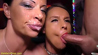 busty milfs in real anal groupsex orgy