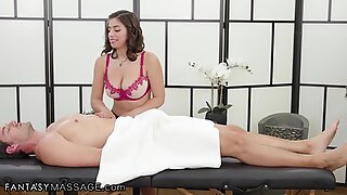 Masseuse Ella Knox And Her Euro Brother In Law